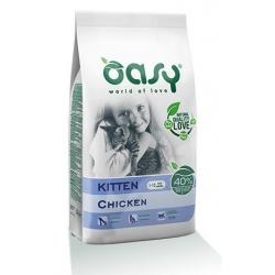 Oasy Kot Dry Kitten 300g