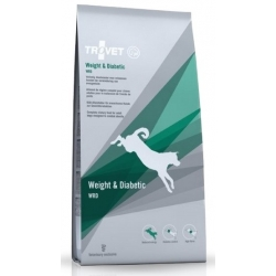 Trovet WRD Weight & Diabetic dla psa 12,5kg