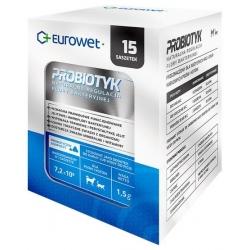 Eurowet Probiotyk - saszetka 1,5g