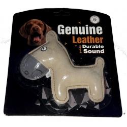 Zabawka Pet ze skóry - Koń