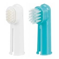 Trixie Szczotki do czyszczenia zębów 2szt. [2550]