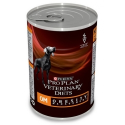 Purina Veterinary Diets OM Obesity Management Canine Formula puszka 400g