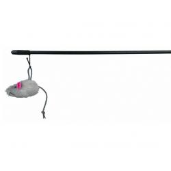 Trixie Wędka z myszką 100cm [TX-4103]