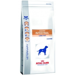 Royal Canin Veterinary Diet Canine Gastro Intestinal Low Fat 12kg