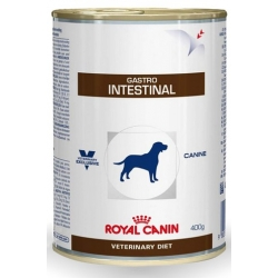 Royal Canin Veterinary Diet Canine Gastrointestinal puszka 400g