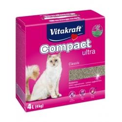 Żwirek Vitakraft Compact Ultra 4kg [14029]
