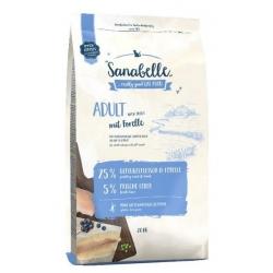 Sanabelle Adult z pstrągiem 2kg