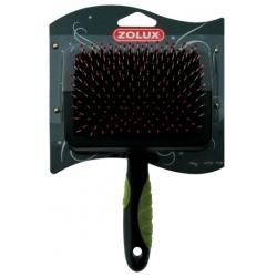 Zolux Zgrzebło-szczotka duża [470715]