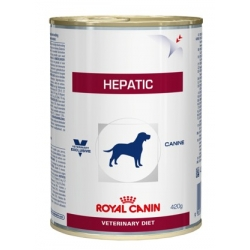 Royal Canin Veterinary Diet Canine Hepatic puszka 420g