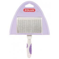 Zolux Muscat Szczotka dla kota z chowanym włosiem średnia [481111]