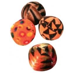 Zolux Piłki kolorowe dla kota - zestaw 4szt. [480418]