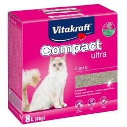Żwirek Vitakraft Compact Ultra 8kg [14031]