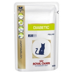 Royal Canin Veterinary Diet Feline Diabetic saszetka 100g