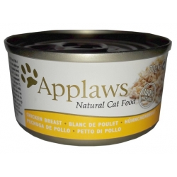 Applaws puszka dla kota Kurczak 156g