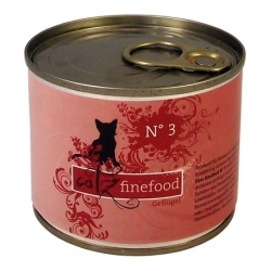 Catz Finefood N.03 Drób puszka 200g