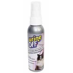 Urine Off Cat & Kitten Formula - do usuwania plam moczu 118ml