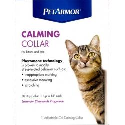 Obroża feromonowa dla kota (uspokajająca) PetArmor