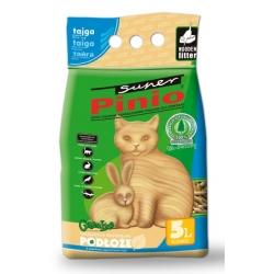 Super Pinio Tajga żwirek drewniany 5L