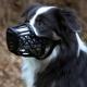 Trixie Kaganiec plastikowy dla psa rozmiar 7 (L-XL) czarny [17607]