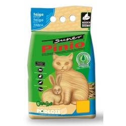 Super Pinio Tajga żwirek drewniany 10L