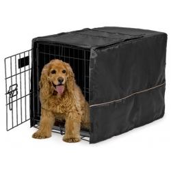 MidWest Pokrowiec na klatkę dla psa 76x48x53cm [CVR-30]