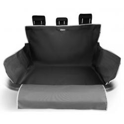 Kardiff Kardibag Protect Plus Mata do bagażnika z nakładką na zderzak L czarna
