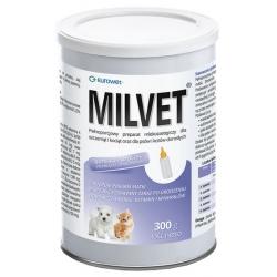 Milvet Preparat mlekozastępczy dla szczeniąt i kociąt 300g