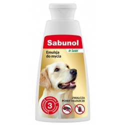 Sabunol Emulsja przeciw pchłom dla psa 150ml