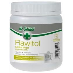 Dr Seidel Flawitol dla psów seniorów - proszek 400g
