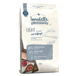 Sanabelle Adult Light 2kg