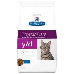 Hill's Prescription Diet y/d Feline 1,5kg