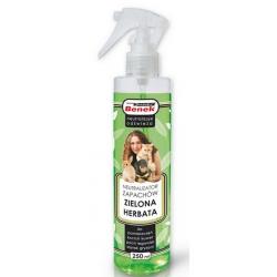 Benek Neutralizator Spray - Zielona herbata 250ml