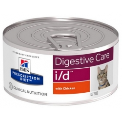Hill's Prescription Diet i/d Feline puszka 156g