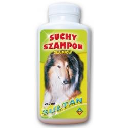 Certech Suchy szampon dla psów Sułtan 250ml