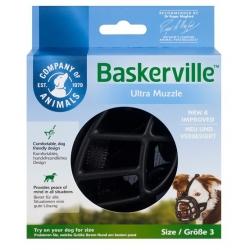 Baskerville Kaganiec Ultra-3 czarny