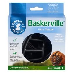 Baskerville Kaganiec Ultra-4 czarny