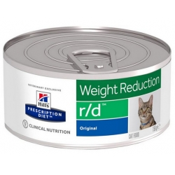 Hill's Prescription Diet r/d Feline puszka 156g