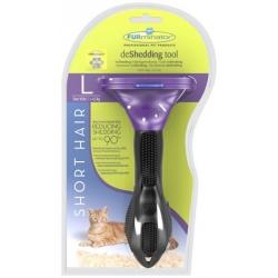 FURminator dla kotów krótkowłosych Large [T691020]