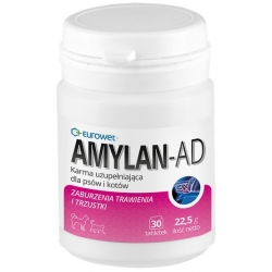 Amylan AD 30tabl. - zaburzenia trawienia