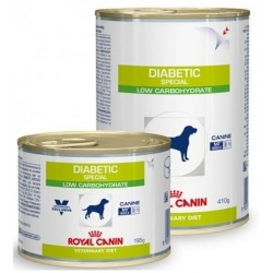 Royal Canin Veterinary Diet Canine Diabetic Special puszka 195g