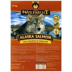 Wolfsblut Dog Alaska Salmon - łosoś i ryż 15kg