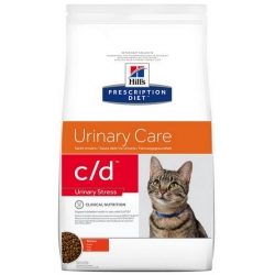 Hill's Prescription Diet c/d Feline Urinary Stress 4kg