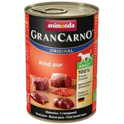 Animonda GranCarno Adult Rind Wołowina puszka 400g