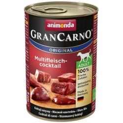Animonda GranCarno Adult Multifleisch Mix Mięsny puszka 400g