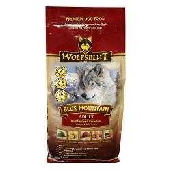 Wolfsblut Dog Blue Mountain dziczyzna i owoce leśne 15kg