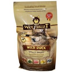 Wolfsblut Dog Wild Duck Small kaczka i bataty 2kg