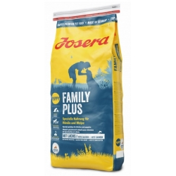 Josera Adult Family Plus 15kg