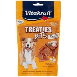 Vitakraft Dog Treaties Bits - Smaczne Kawałki - kurczak 120g [2328808]