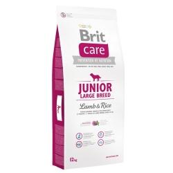 Brit Care New Junior Large Breed Lamb & Rice 12kg