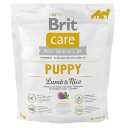 Brit Care New Puppy Lamb & Rice 1kg